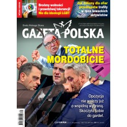 Gazeta Polska 30 + naklejka