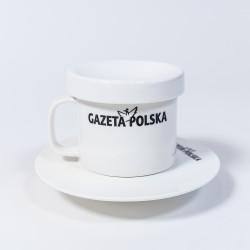 """Kubek """"Gazeta Polska"""" z..."""