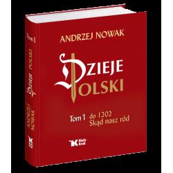 Dzieje Polski. Tom 1. Do...