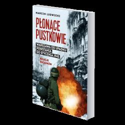 Płonące Pustkowie.Warszawa...